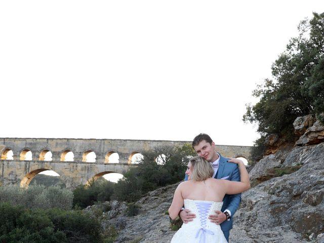 Le mariage de Steven et Amandine à Saint-Paul-les-Fonts, Gard 9