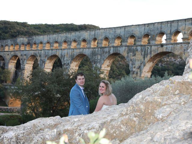 Le mariage de Steven et Amandine à Saint-Paul-les-Fonts, Gard 11