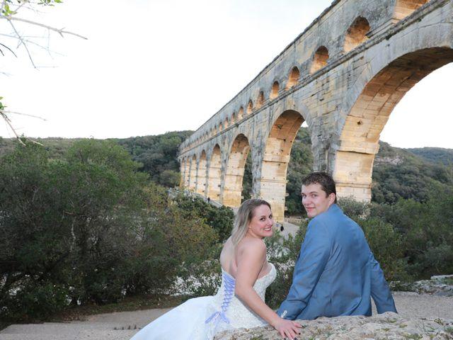 Le mariage de Steven et Amandine à Saint-Paul-les-Fonts, Gard 15
