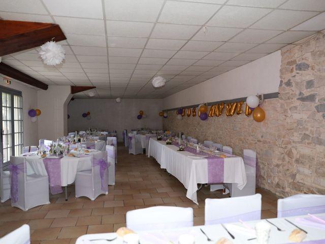 Le mariage de Steven et Amandine à Saint-Paul-les-Fonts, Gard 17
