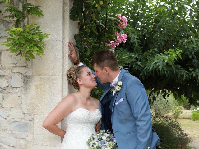 Le mariage de Steven et Amandine à Saint-Paul-les-Fonts, Gard 18