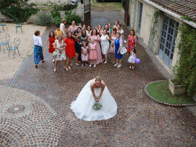 Le mariage de Steven et Amandine à Saint-Paul-les-Fonts, Gard 19