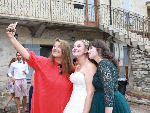 Le mariage de Steven et Amandine à Saint-Paul-les-Fonts, Gard 20