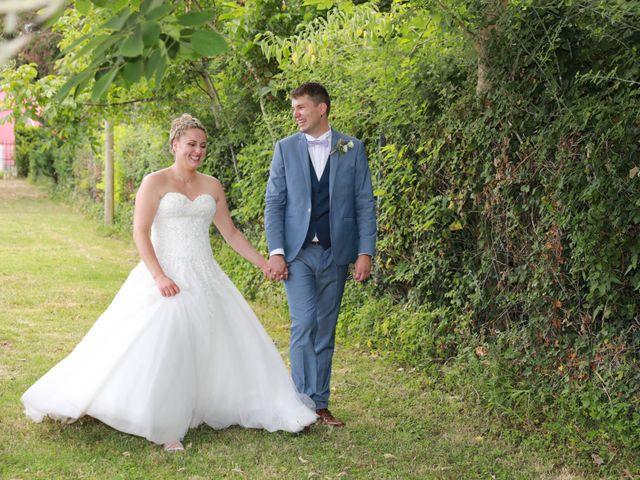 Le mariage de Steven et Amandine à Saint-Paul-les-Fonts, Gard 21