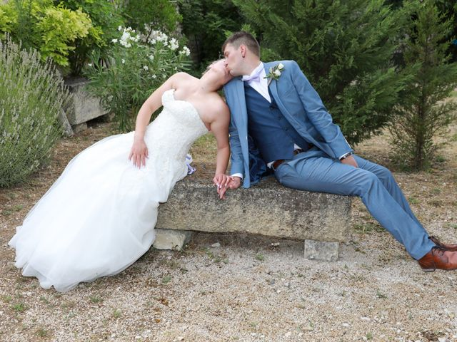 Le mariage de Steven et Amandine à Saint-Paul-les-Fonts, Gard 22
