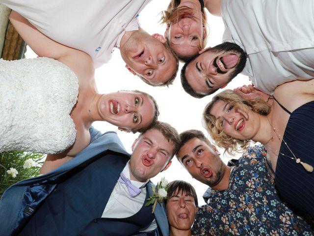 Le mariage de Steven et Amandine à Saint-Paul-les-Fonts, Gard 25