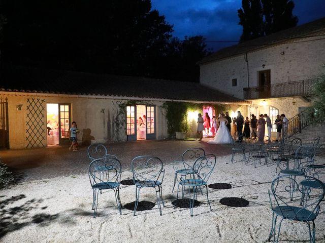 Le mariage de Steven et Amandine à Saint-Paul-les-Fonts, Gard 28