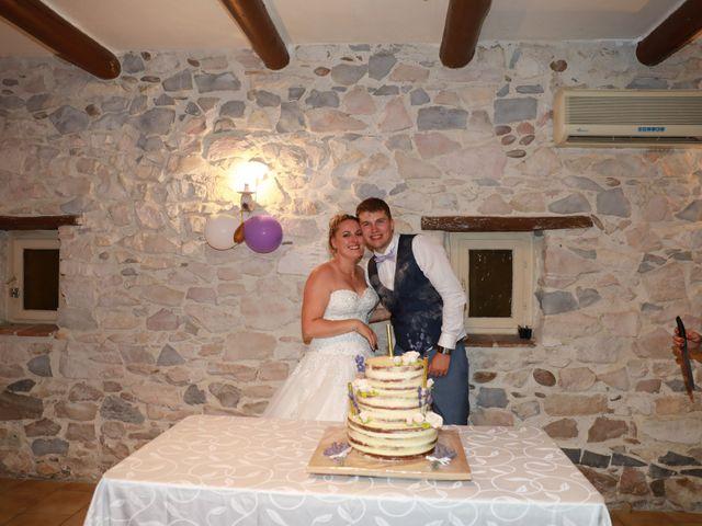 Le mariage de Steven et Amandine à Saint-Paul-les-Fonts, Gard 29