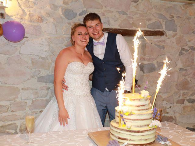 Le mariage de Steven et Amandine à Saint-Paul-les-Fonts, Gard 30