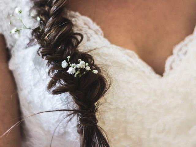 Le mariage de Romain et Marine à Acigné, Ille et Vilaine 18