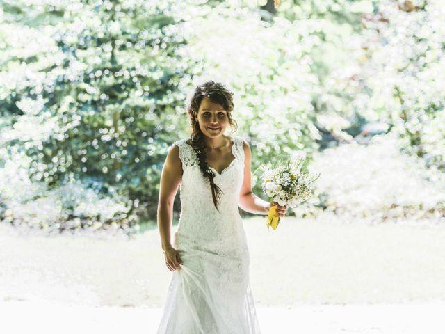 Le mariage de Romain et Marine à Acigné, Ille et Vilaine 21
