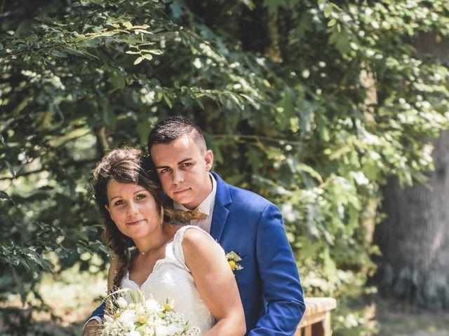 Le mariage de Romain et Marine à Acigné, Ille et Vilaine 28
