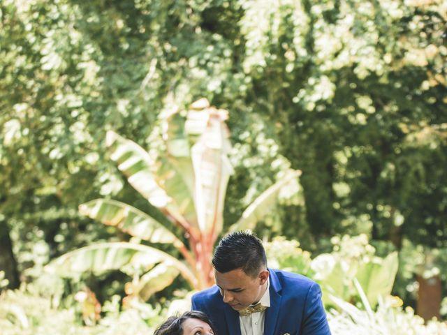 Le mariage de Romain et Marine à Acigné, Ille et Vilaine 30