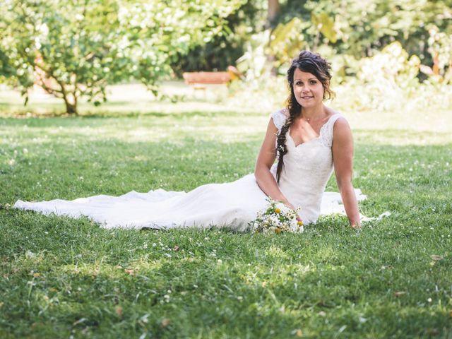 Le mariage de Romain et Marine à Acigné, Ille et Vilaine 31