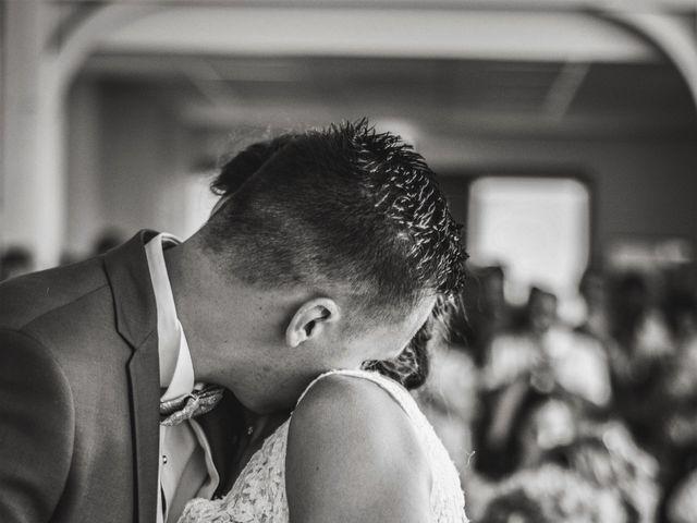 Le mariage de Romain et Marine à Acigné, Ille et Vilaine 33
