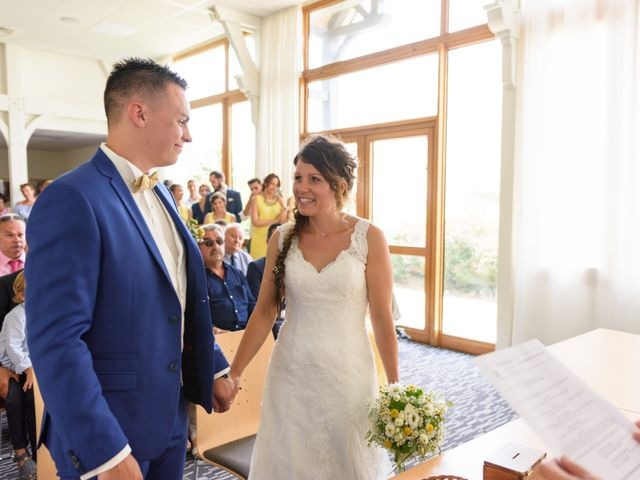 Le mariage de Romain et Marine à Acigné, Ille et Vilaine 34