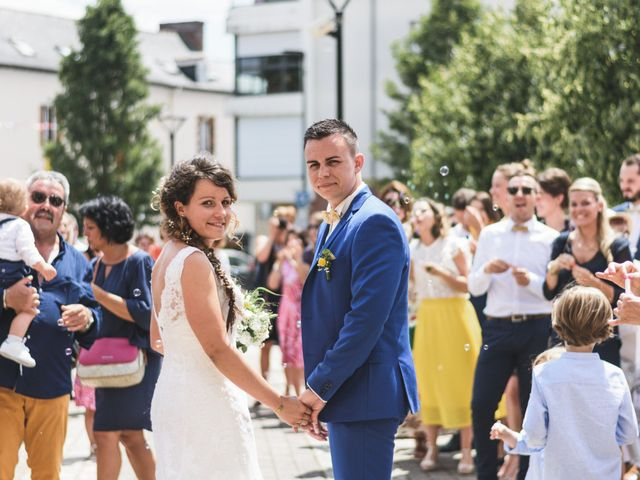 Le mariage de Romain et Marine à Acigné, Ille et Vilaine 35