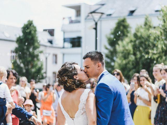 Le mariage de Romain et Marine à Acigné, Ille et Vilaine 36
