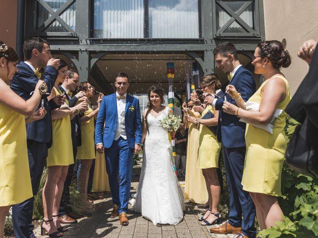 Le mariage de Romain et Marine à Acigné, Ille et Vilaine 37