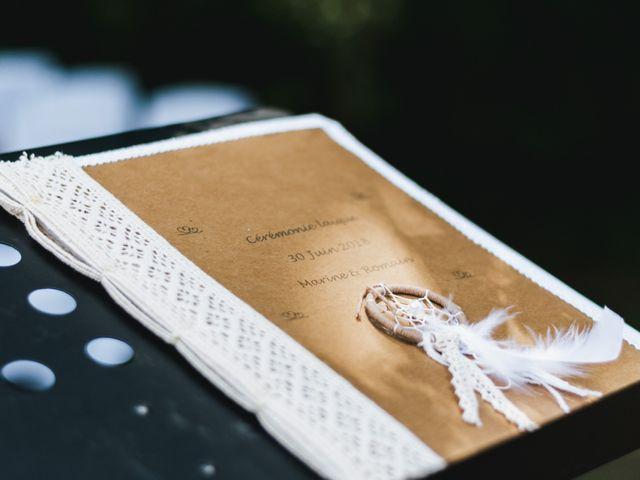 Le mariage de Romain et Marine à Acigné, Ille et Vilaine 38