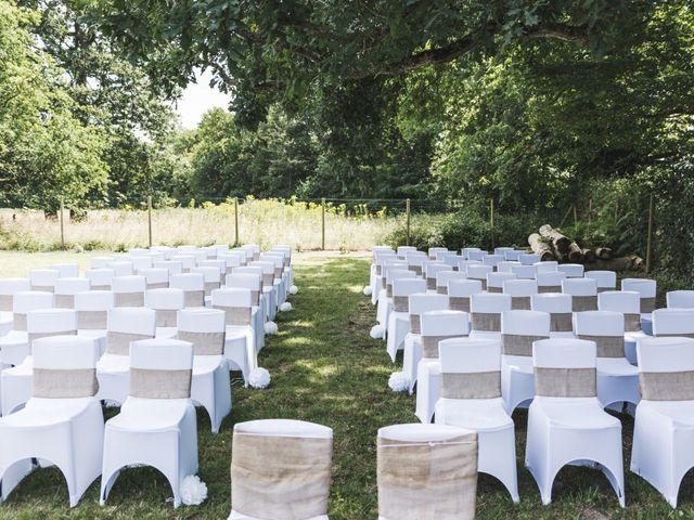 Le mariage de Romain et Marine à Acigné, Ille et Vilaine 45