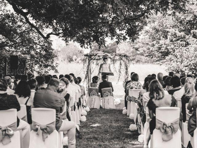 Le mariage de Romain et Marine à Acigné, Ille et Vilaine 54