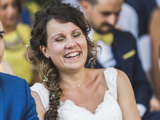 Le mariage de Romain et Marine à Acigné, Ille et Vilaine 55