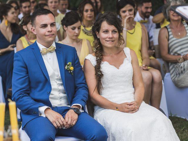 Le mariage de Romain et Marine à Acigné, Ille et Vilaine 57