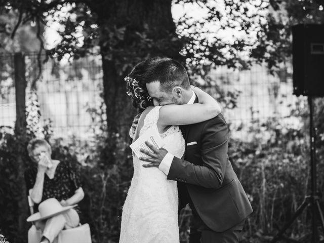 Le mariage de Romain et Marine à Acigné, Ille et Vilaine 58