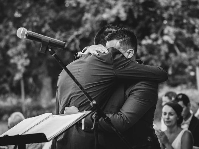 Le mariage de Romain et Marine à Acigné, Ille et Vilaine 61