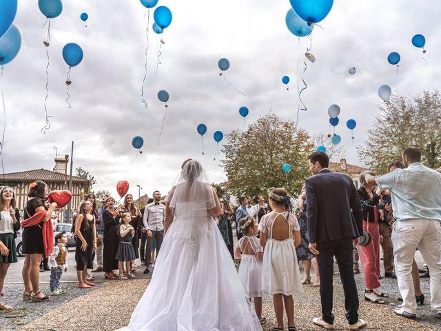 Le mariage de Gilles et Margaux à Linxe, Landes 9