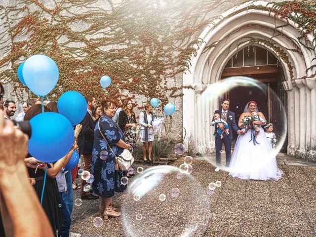 Le mariage de Gilles et Margaux à Linxe, Landes 1