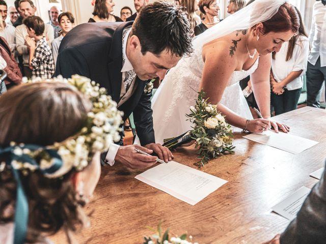 Le mariage de Gilles et Margaux à Linxe, Landes 10