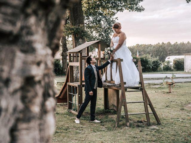 Le mariage de Gilles et Margaux à Linxe, Landes 16