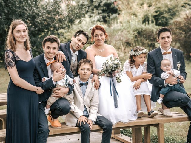 Le mariage de Gilles et Margaux à Linxe, Landes 19
