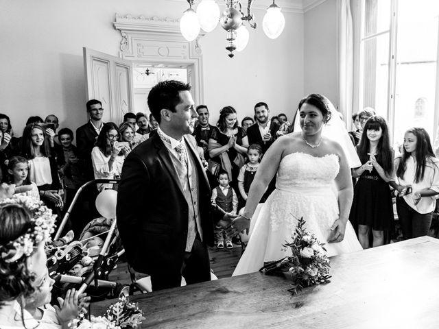 Le mariage de Gilles et Margaux à Linxe, Landes 21