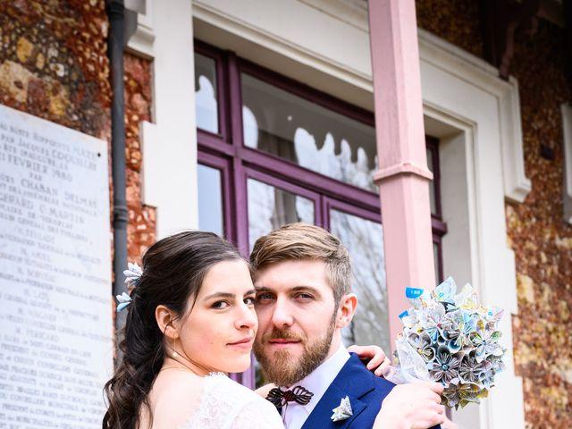 Le mariage de Justin et Hélèna à Viroflay, Yvelines 5