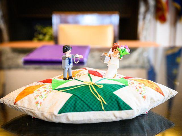 Le mariage de Justin et Hélèna à Viroflay, Yvelines 10