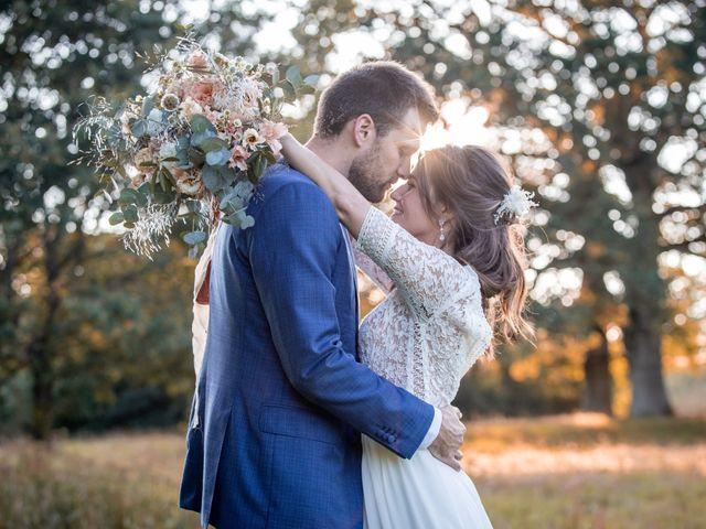Le mariage de Julien et Justine