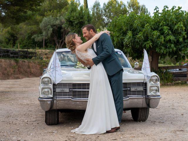 Le mariage de Benjamin et Laureline à Ceyras, Hérault 7