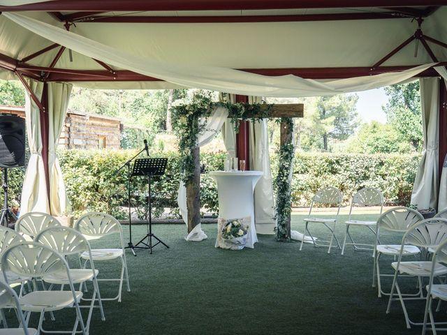 Le mariage de Benjamin et Laureline à Ceyras, Hérault 13