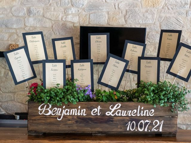 Le mariage de Benjamin et Laureline à Ceyras, Hérault 15