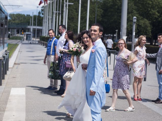 Le mariage de Olga et Alexandre à Grenoble, Isère 25