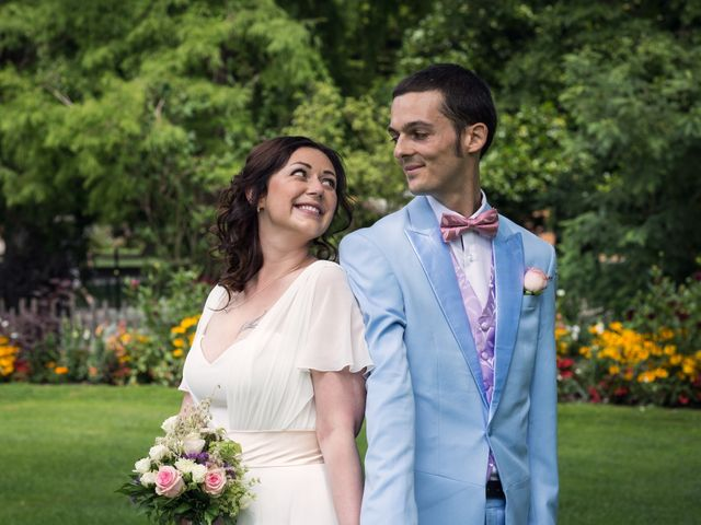 Le mariage de Olga et Alexandre à Grenoble, Isère 27