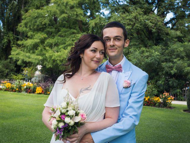 Le mariage de Olga et Alexandre à Grenoble, Isère 28