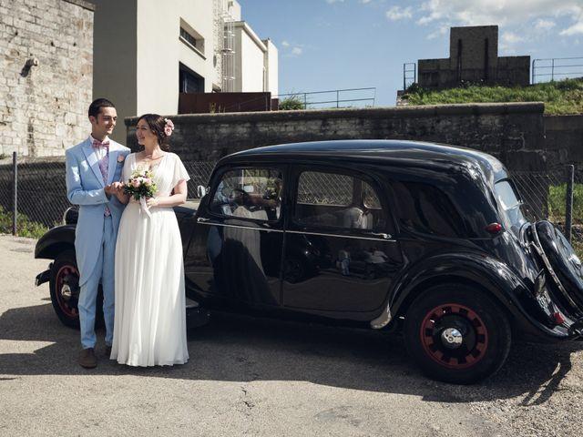 Le mariage de Olga et Alexandre à Grenoble, Isère 37