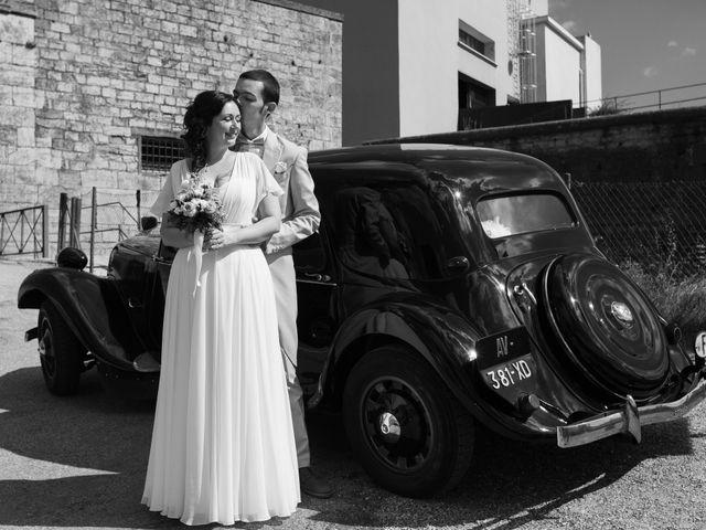 Le mariage de Olga et Alexandre à Grenoble, Isère 38