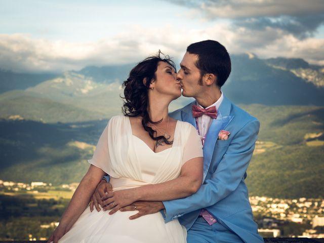 Le mariage de Olga et Alexandre à Grenoble, Isère 49