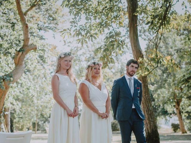 Le mariage de Len et Elise à La Rochelle, Charente Maritime 33