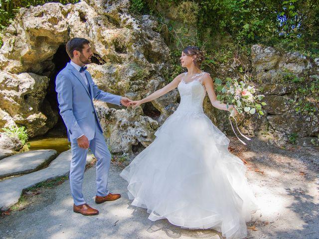 Le mariage de Paul et Alix à Saint-Yrieix-sur-Charente, Charente 22